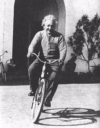 爱因斯坦不仅拥有超大的脑容量,还有令人沦陷的颜值和多情 - 第11张  | 鹿鸣天涯