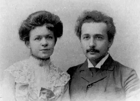 爱因斯坦不仅拥有超大的脑容量,还有令人沦陷的颜值和多情 - 第6张  | 鹿鸣天涯
