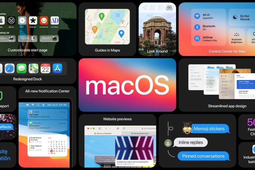 苹果全新macOS 11.0 Big Sur 正式版发布! - 第2张  | 鹿鸣天涯
