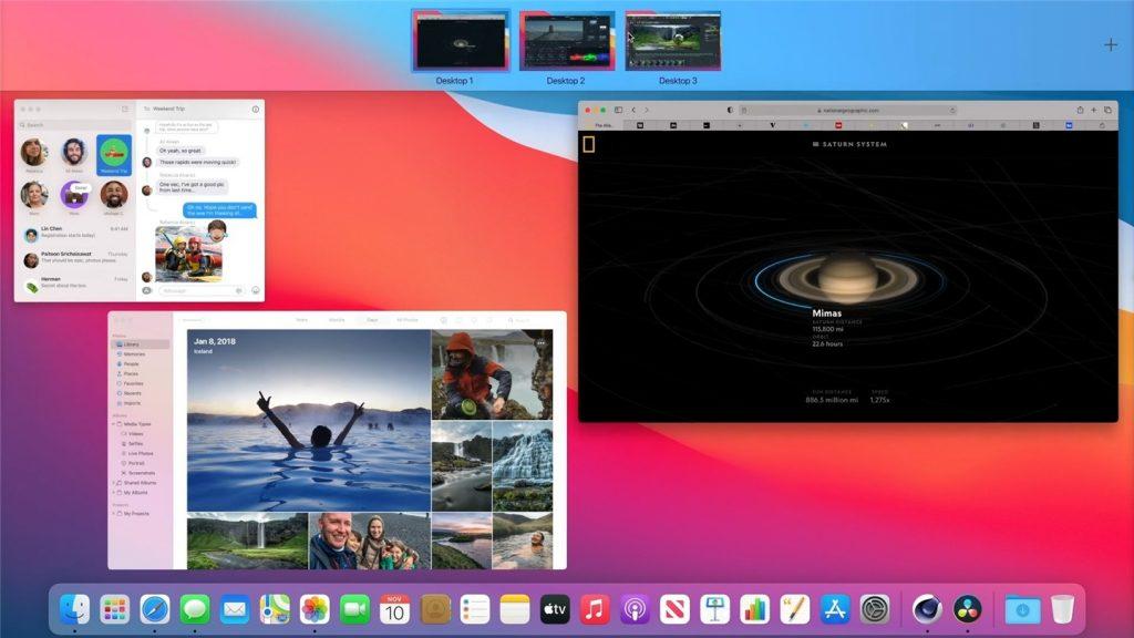苹果全新macOS 11.0 Big Sur 正式版发布! - 第3张  | 鹿鸣天涯