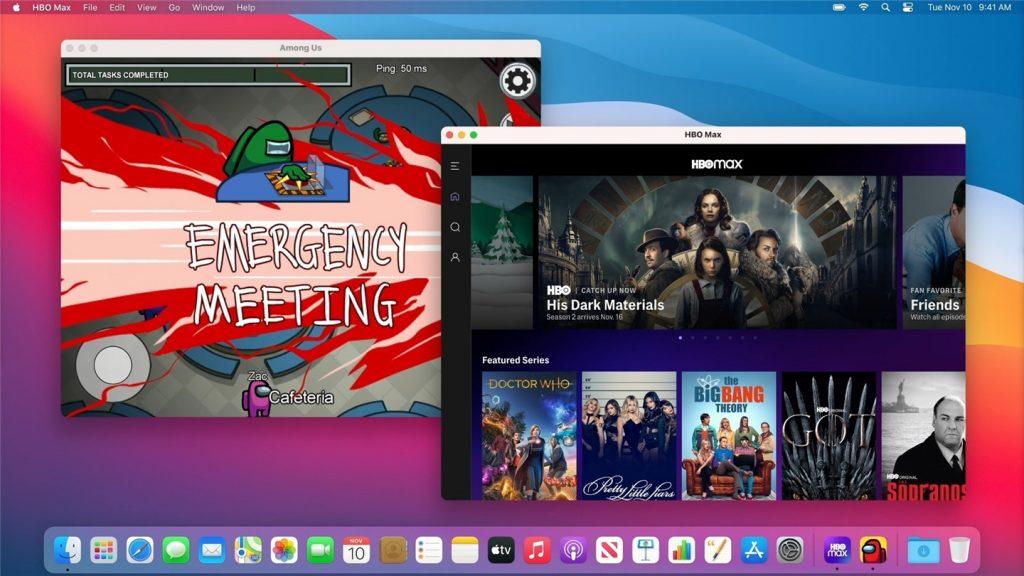 苹果全新macOS 11.0 Big Sur 正式版发布! - 第4张  | 鹿鸣天涯