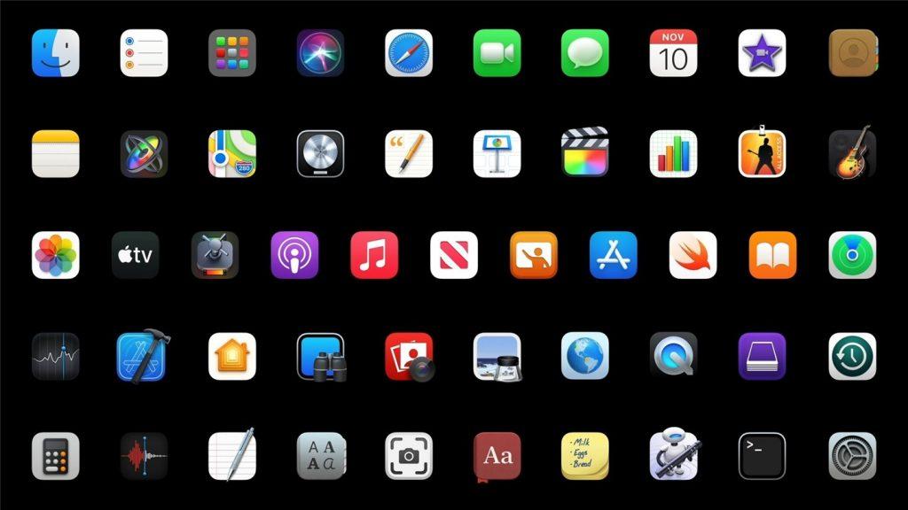 苹果全新macOS 11.0 Big Sur 正式版发布! - 第5张  | 鹿鸣天涯