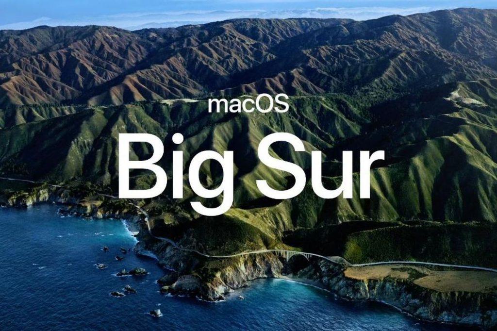 苹果全新macOS 11.0 Big Sur 正式版发布! - 第1张  | 鹿鸣天涯